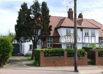 Thumbnail 4 bed semi-detached house for sale in Eastwood Boulevard, Westcliff-On-Sea