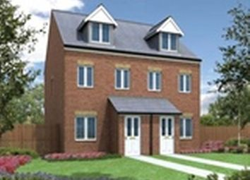 Thumbnail 3 bed property for sale in Friarwood Lane, Pontefract