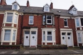 Thumbnail 2 bedroom flat to rent in Station Road, Wallsend, Newcastle