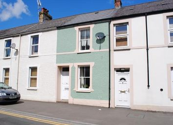 Thumbnail 2 bed property for sale in Priory Street, Carmarthen