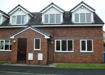 Thumbnail 2 bed semi-detached house to rent in Buckingham Street, Chorley, Lancashire