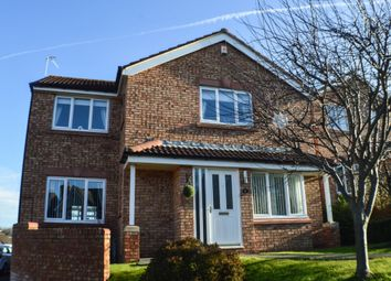 Thumbnail 4 bedroom detached house for sale in Lassels Rigg, Prudhoe