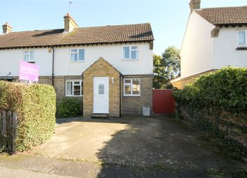 Thumbnail 3 bedroom semi-detached house to rent in Frithwald Road, Chertsey, Surrey