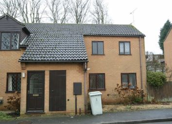Thumbnail 1 bed flat to rent in Willow Close, Uppingham, Oakham