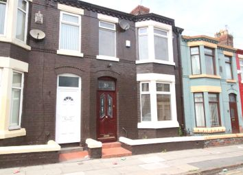 Thumbnail 3 bed terraced house for sale in Clapham Road, Liverpool, Merseyside