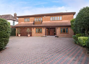 Thumbnail 5 bed detached house for sale in Barton Road, Luton