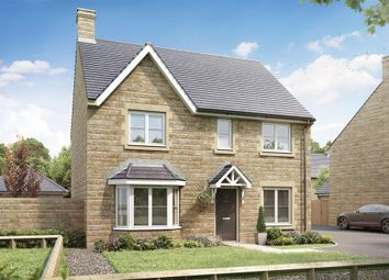 "Thumbnail 4 bed detached house for sale in ""The Manford - Plot 73"" at Merlin Way, Bowerhill, Melksham"