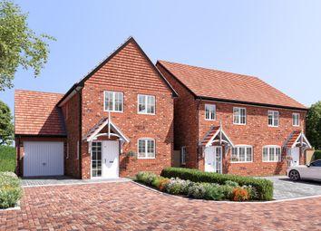 Lyra Close, Rainham, Gillingham ME8. 3 bed detached house for sale