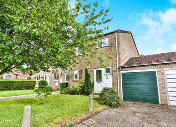 Thumbnail 3 bedroom end terrace house for sale in Kevin Walk, Toftwood, Dereham