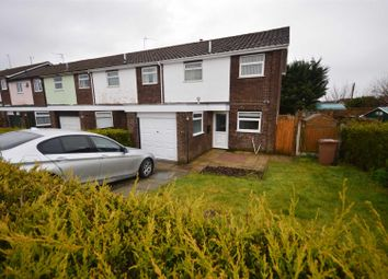 Thumbnail 3 bed end terrace house to rent in Marshlands Road, Little Neston, Neston
