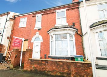 Thumbnail 4 bed terraced house for sale in Trinity Road North, West Bromwich