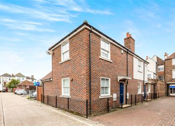 Thumbnail 2 bedroom semi-detached house for sale in High Street, Gosport