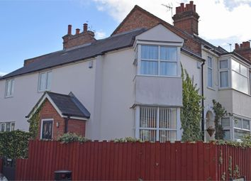 Thumbnail 3 bed end terrace house for sale in Alexandra Road, Hitchin, Hertfordshire