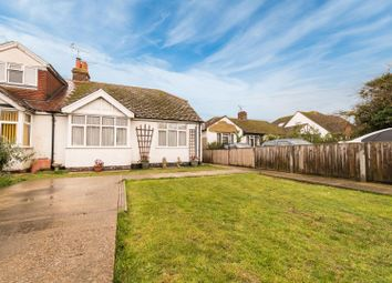 Thumbnail 2 bed semi-detached bungalow for sale in South Street, Whitstable