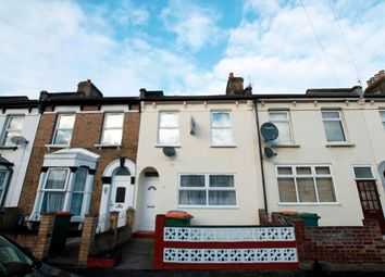 Thumbnail 4 bed terraced house to rent in Morton Road, Stratford, London