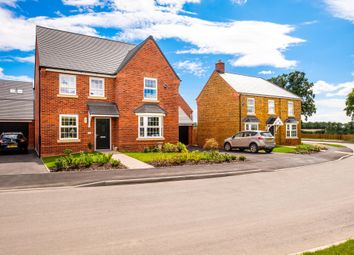 """Thumbnail 4 bedroom detached house for sale in """"Holden"""" at Bush Heath Lane, Harbury, Leamington Spa"""