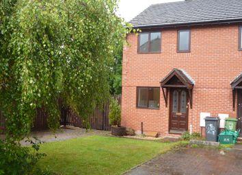 Thumbnail 2 bed semi-detached house to rent in St Pierre Avenue Etterby Park, Carlisle