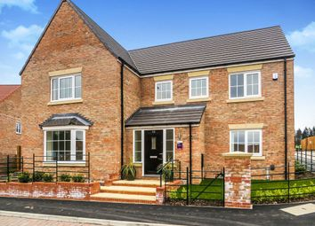Thumbnail 5 bed detached house for sale in Snowdrop Avenue, Wynyard, Billingham