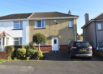 Thumbnail 3 bed semi-detached house for sale in Queensdale Crescent, Knowle Park, Bristol