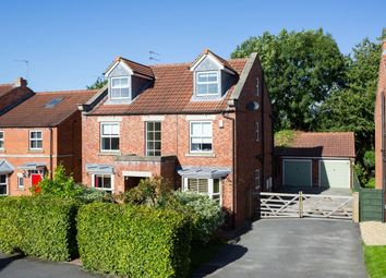 Thumbnail 5 bedroom detached house for sale in Terrington Court, Strensall, York