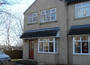 Thumbnail 3 bed semi-detached house to rent in Valley Grove, Pudsey