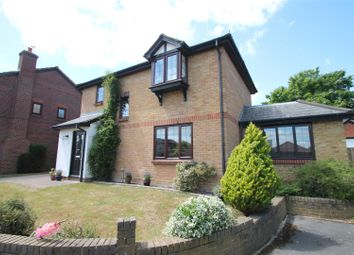 Thumbnail 4 bed detached house for sale in Crothall Close, London