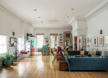 Thumbnail 2 bed flat for sale in Victoria Park Square, London