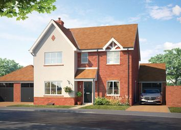 Thumbnail 4 bed semi-detached house for sale in Wallingford Road, Cholsey, Oxfordshire