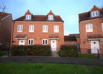 Thumbnail 3 bed semi-detached house to rent in Parkside, Darlington