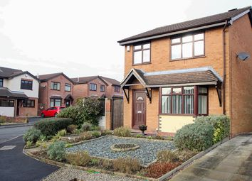 Thumbnail 3 bed detached house for sale in Smallwood Grove, Stoke-On-Trent