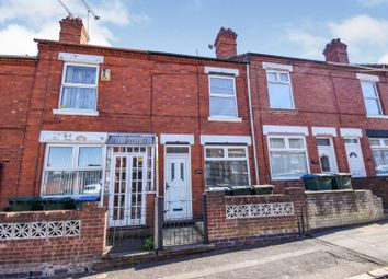 Thumbnail 2 bed terraced house for sale in Melbourne Road, Coventry