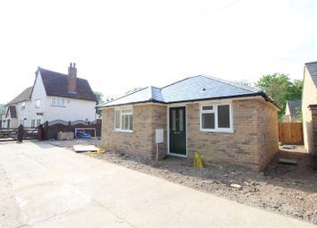 Thumbnail 1 bed detached bungalow for sale in Wesley Close, High Street, Arlesey