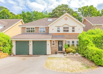 Royal Oak Drive, Crowthorne, Berkshire RG45. 5 bed detached house