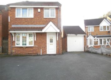 Thumbnail 3 bed detached house to rent in Keasden Grove, Willenhall