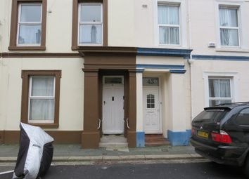 Thumbnail 1 bed flat for sale in Clifton Place, Plymouth
