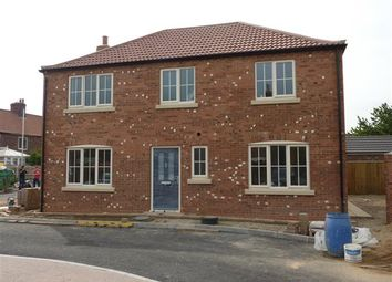 Thumbnail 3 bed detached house for sale in Dixon Close, Keelby, Grimsby