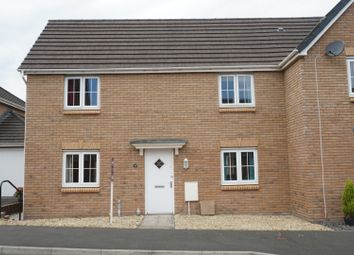 Thumbnail 3 bed semi-detached house for sale in Cae Morfa, Skewen