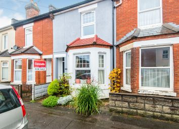 Thumbnail 2 bed terraced house for sale in Didcot Road, Shirley, Southampton