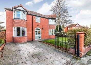 Thumbnail 4 bed detached house for sale in Park Road, Timperley, Altrincham