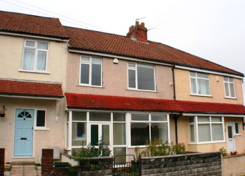 Thumbnail 4 bed terraced house to rent in Beverley Road, Horfield, Bristol