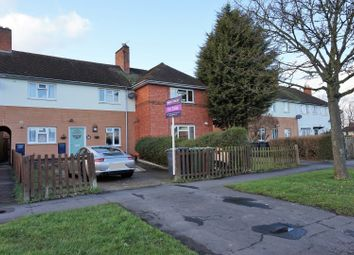Thumbnail 4 bed terraced house for sale in Manor Road, Loughborough