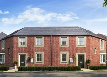 "Thumbnail 3 bed semi-detached house for sale in ""Ribchester"" at Mitton Road, Whalley, Clitheroe"