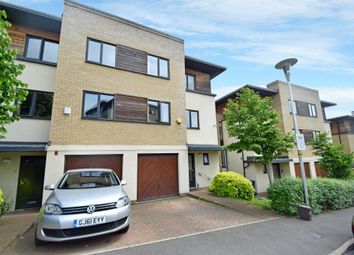 Thumbnail 4 bed terraced house to rent in Thirleby Road, Mill Hill