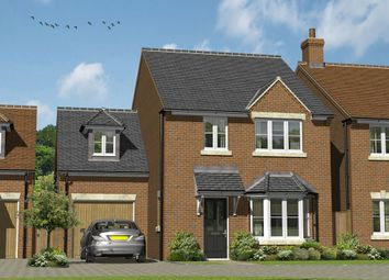 Thumbnail 4 bedroom detached house for sale in Kettering Road, Market Harborough