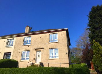 Thumbnail 2 bed flat for sale in Knightswood Road, Knightswood, Glasgow