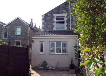 Thumbnail 2 bed semi-detached house for sale in Graham Road, Weston-Super-Mare