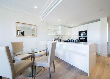 Thumbnail 2 bedroom flat to rent in Queens Wharf, 2 Crisp Road, Hammersmith, London