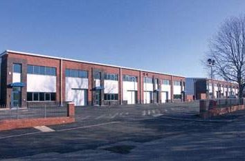 Thumbnail Warehouse to let in Unit 4 Moorside Place, Winchester