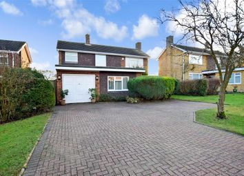 Thumbnail 4 bed detached house for sale in Cheyne Walk, Meopham, Kent