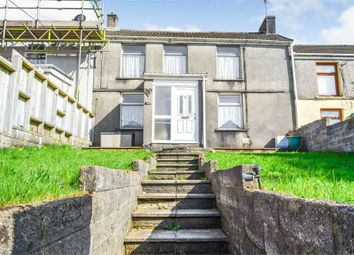 Thumbnail 4 bed terraced house for sale in High Street, Gilfach Goch, Porth, Mid Glamorgan